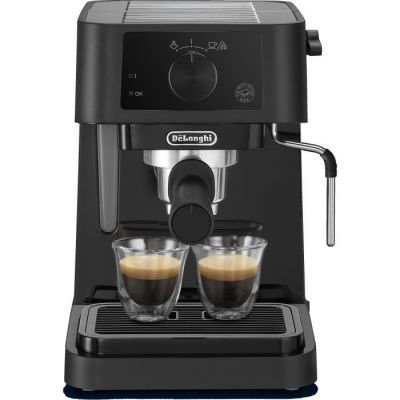 image De'Longhi EC235.BK Stilosa Advanced Cafetière à pompe 15 bars 1100 W 1 L Noir