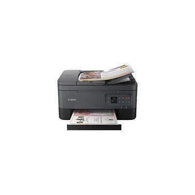 image Canon PIXMA TS7450 Imprimante Multifonction WiFi Jet d'encre Noir