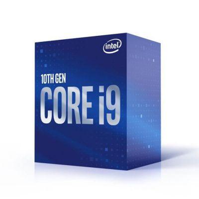 image Processeur Intel Core i9-10900 (BX8070110900) Socket LGA1200 (chipset Intel serie 400) 65W