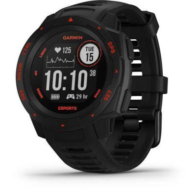 image Garmin Instinct Esports Edition Montre GPS Noir M