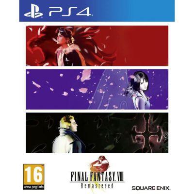 image Jeu Final Fantasy VIII Remastered sur Playstation 4 (PS4)