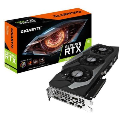 image Carte graphique GIGABYTE GeForce RTX 3080 GAMING OC - 10 Go