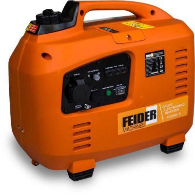 ENERGIZER Groupe électrogène essence Inverter 2100 W 1800 W - démarrage électrique - Transmission Wifi EZG2001I