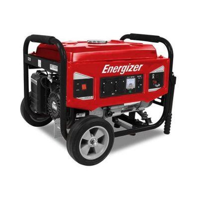 image Energizer Groupe électrogène essence de chantier 3000 W 2700 W - Système AVR EZG3000