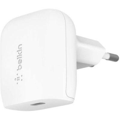 image Belkin Chargeur Secteur USB-C 20 W (pour tous les iPhone et iPad)