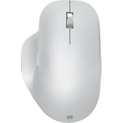 image Microsoft Bluetooth Ergonomic Mouse - Souris Bluetooth Ergonomique - Gris Glacier
