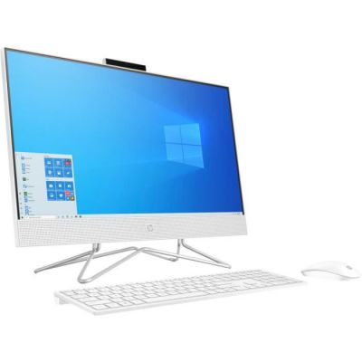 image HP PC Tout en un - 24-FHD - i5-1035G1 - RAM 8Go - Stockage 256Go SSD + 1To HDD - GeForce MX330 - Windows 10
