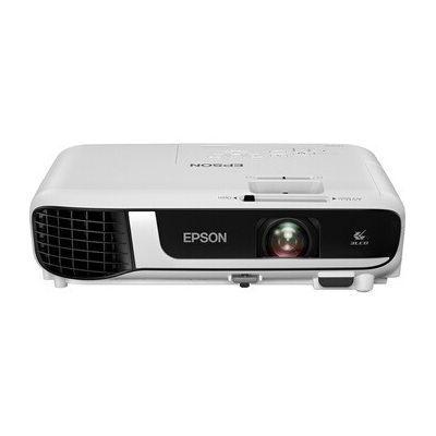 image Epson EB-W51 3LCD Projecteur (WXGA 1280 x 800p, 4000 lumens de luminosité Blanche et Couleur, Rapport de Contraste 16 000:1, Wi-FI en Option, HDMI)