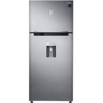 image Réfrigérateur 2 portes Samsung RT53K6640SL/EF avec distributeur exterieur eau/glaçons