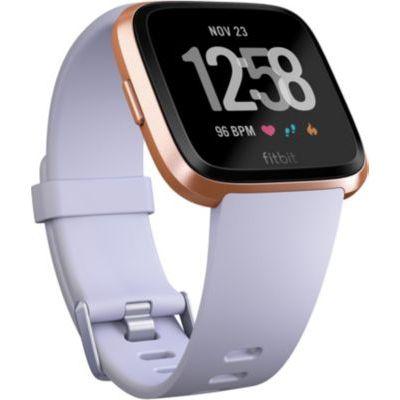 image Montre sport Fitbit VERSA PERIWINKLE ROSE GOLD/PERVENCHE