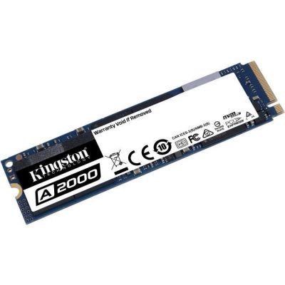 image KINGSTON SSD Interne - A2000 - 1To - M.2 NVMe (SA2000M8/1000G)