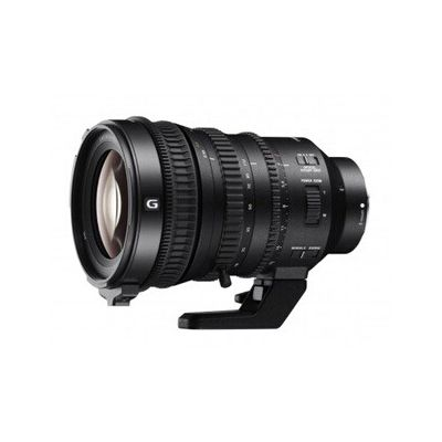 image Sony Objectif SEL-P18110G Monture E APS-C 18-110mm F4 Films 4K - Noir