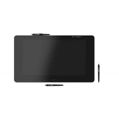 """image Wacom Cintiq Pro 24"""" – Ecran interactif professionnel, à stylet – Résolution : 4k – Compatible avec Mac et Windows – Noir"""