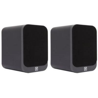 image Q.Acoustics QA3020 Enceinte pour Tous appareils Graphite