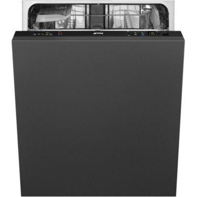 image Lave vaisselle tout intégrable 60 cm Smeg STL22124FR