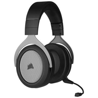 image Corsair HS75 XB WIRELESS Casque Gaming pour Xbox Series X et Xbox One (Connexion Directe sans Adaptateur Sans Fil, Technologie Dolby Atmos Immersive, Microphone Unidirectionnel) Noir