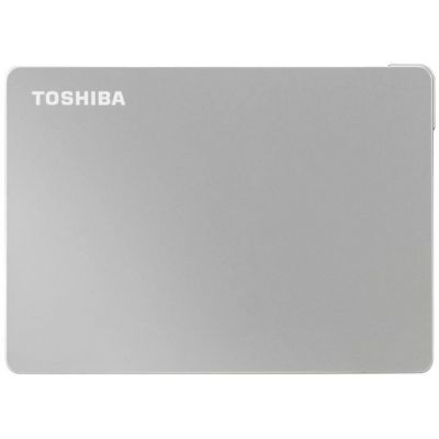 image TOSHIBA EUROPE Canvio Flex Disque dur 4 To Silver 2.5p