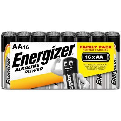 image PilesAA Energizer Alkaline Power, paquet de16