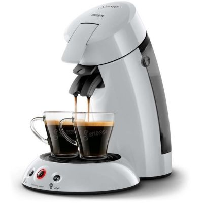 image Philips HD6554/51 Machine à Café à Dosettes Senseo Original Gris Clair 0, 75 Litre