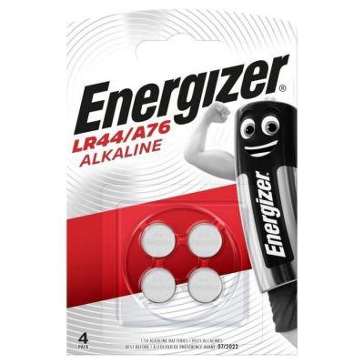 image Energizer LR44/A76 Piles Alcalines, 1.5V, Lot de 4
