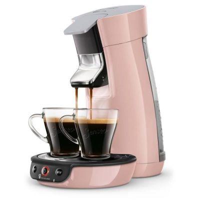 image Philips HD6563/31 Machine à Café à Dosettes SENSEO Viva Café Rose Poudré