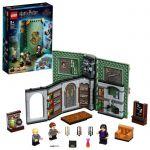image produit LEGO Harry Potter76383 Poudlard: Le cours de potions, livre en brique avec Drago Malefoy, Seamus Finnigan et le professeur Rogue - livrable en France