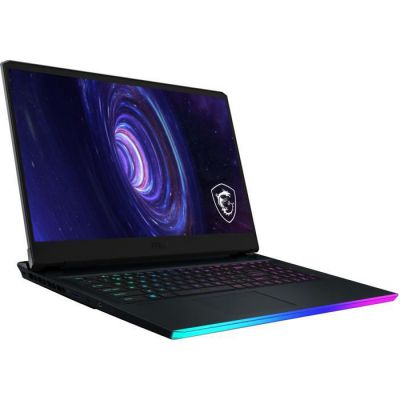 image PC Portable Gamer MSI GE76 Raider 10UH-087FR - 17,3 pouces FHD 300Hz - i7-10750H - RAM 32Go - 1To SSD - RTX 3080