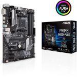 image produit ASUS PRIME B450-Plus – Carte mère AMD AM4 au format ATX avec connecteur RGB Aura Sync, DDR4 3 200 MHz, M.2, HDMI 2.0b, SATA 6 Gb/s et USB 3.1 Gen 2 - livrable en France