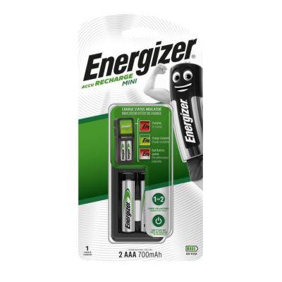 image Energizer E300701400 Chargeur de Batterie 700 mAh Noir