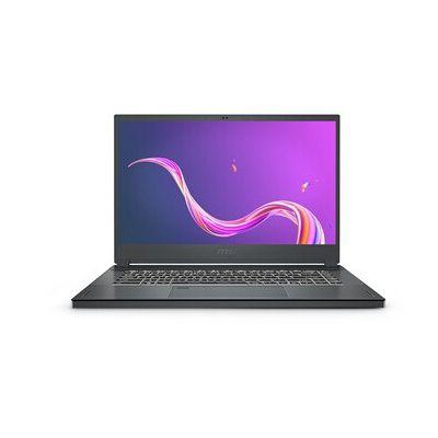 image PC portable Msi Creator 15 A10UH-405FR