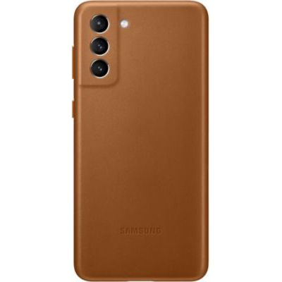 """image Samsung EF-VG996 Coque de Protection pour téléphones Portables 17 cm (6.7"""") Housse Marron"""