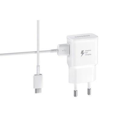 image Samsung Chargeur Secteur Rapide 15W, Port USB Type A (sans câble)