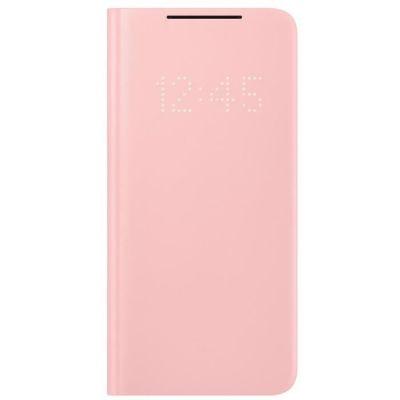 """image Samsung EF-NG991 Coque de Protection pour téléphones Portables 15,8 cm (6.2"""") Housse Rose & Chargeur Secteur Rapide 25W, Port USB Type C (sans câble)"""