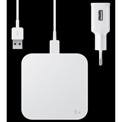 image produit Samsung Pad Induction Plat Charge Rapide USB Type C (sans Chargeur Secteur)