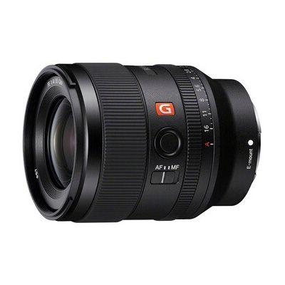 image Sony SEL35F14GM   Objectif Plein Format FE 35mm F1.4 GM - Optique G Master Premium de Haute qualité