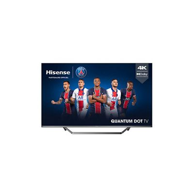 image TV QLED 4K Hisense 50 pouces 50U7QF (Dolby Vision/HDR10+ - Alexa - Son Dolby Atmos)