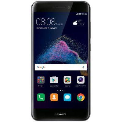 image Huawei P8 Lite version 2017 Smartphone débloqué 4G (Ecran: 5,2 pouces - 16 Go - Double Nano-SIM - Android 7.0 Nougat) Noir