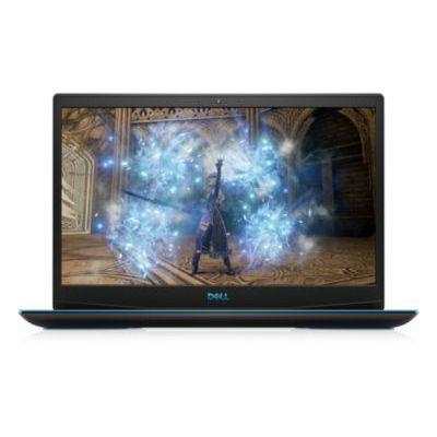 "image Dell Inspiron G3 15 3500 Intel Core i5 PC Portable Gamer 15,6"" Full HD 120Hz Eclipse Black 8 Go de RAM SSD 512 Go NVIDIA GTX 1650 Ti 4GB GDDR6 Windows 10 Home Clavier AZERTY Français"