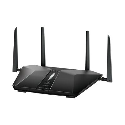 image Netgear Routeur Wifi 6 4 flux (RAX10) – Vitesse Wifi AX1800 (jusqu'à 1,8Gbit/s) | Bi-Bandes | Couverture jusqu'à 140m²