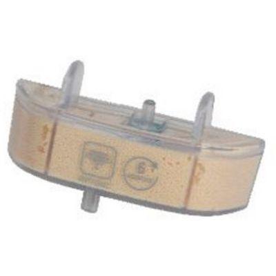 image Rowenta ZR005806, Lot de 2 Cartouches anticalcaires compatibles avec Les nettoyeurs Vapeur Clean & Steam Révolution, Plastique et Mousse
