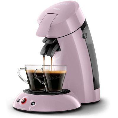image Philips HD6554/31 Machine à Café à Dosettes Senseo Original Rose Pastel 0, 75 Litre
