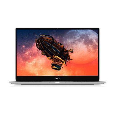 image Dell XPS 13 7390 Silver Intel Core i5-10210U Ordinateur portable Écran FHD 13,3 po SSD de 8 Go 256 Go Intel UHD Graphics série 600 Clavier rétroéclairé français