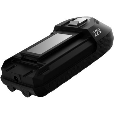 image Rowenta Batterie Amovible Lithium-ION 22V pour Aspirateur Balai Multifonction X-Force Flex 8.60 ZR009700 , Gris Anthracite