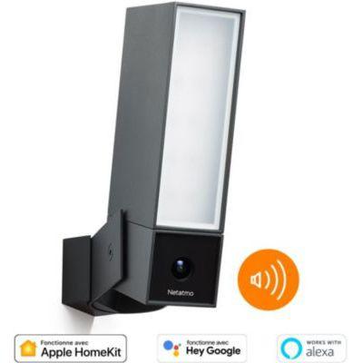 image Caméra de sécurité Netatmo Exterieure intelligente avec sirène
