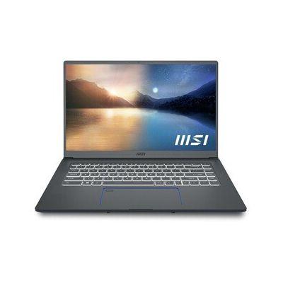 image PC portable MSI Prestige 14 A11SCS-046FR (14 pouces 4K,  Core i7-1165G7, RAM 16 Go, 1 To SSD)