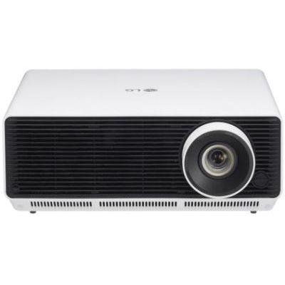 """image LG ProBeam Vidéoprojecteur Laser BU50NST Ultra compact usage professionnel 5000 lumen, 4K UHD 2160p, projection entre 40""""~300"""", webOS 4.5 et haut-parleurs intégrés"""