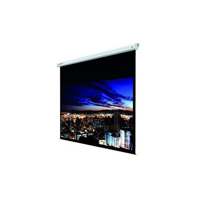 image Ecran de projection Lumene EMBASSY HD 270C (motorisé, format 16/9, diagonale 305 cm)