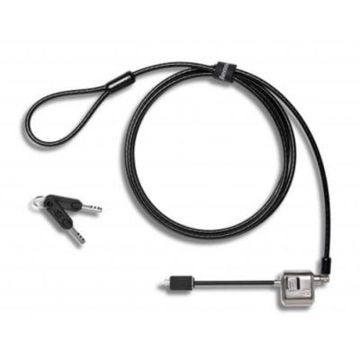 image Kensington MicroSaver - Câble de sécurité - 1.83 m - pour ThinkPad 11e Yoga (6th Gen), E14 Gen 2, E15 Gen 2, X1 Carbon (7th Gen), X1 Yoga (4th Gen)