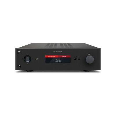 image NAD C 388 Noir amplificateur Audio - amplificateurs Audio (0, 009%, 113 DB, 150 W, 150 W, 400 W, 350 W)