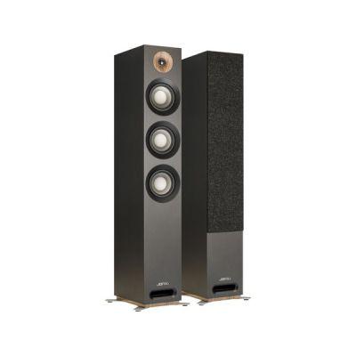 image Jamo S 809 240W Noir haut-parleur - Hauts-parleurs (Avec fil, 240 W, 37 - 26000 Hz, 8 Ohm, Noir)